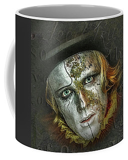 The Soul Stealer Coffee Mug by Brian Tarr