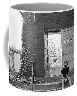 The Speech Annex And Peter Steven, 1980 Coffee Mug
