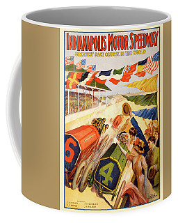 The Speedway Coffee Mug by Gary Grayson