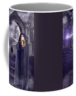 The Spell Is Cast Coffee Mug