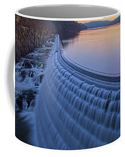 The Spillway At Dawn Coffee Mug