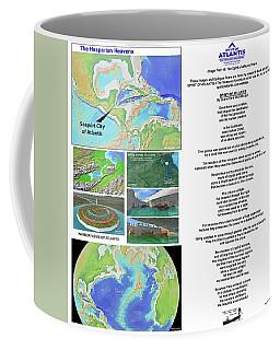 The Spirit Of Atlantis Poem Coffee Mug