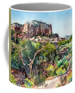 The Spirit Of Ghost Ranch Coffee Mug