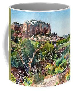 The Spirit Of Ghost Ranch Coffee Mug