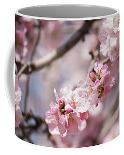The Spring Is Arrived Coffee Mug by Yoel Koskas
