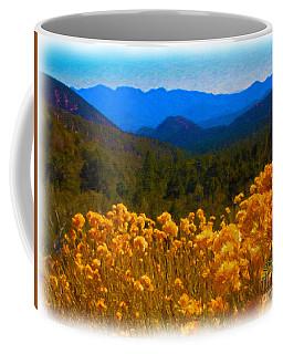 The Spring Mountains Coffee Mug