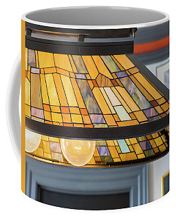 The Stained Glass Coffee Mug