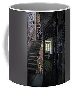 The Stairs Beyond The Door Coffee Mug