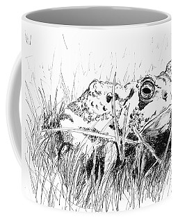 The Stalwart Old Toad Coffee Mug