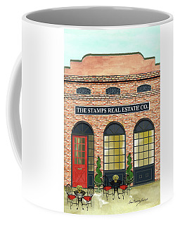 The Stamps Real Estate Co. Coffee Mug