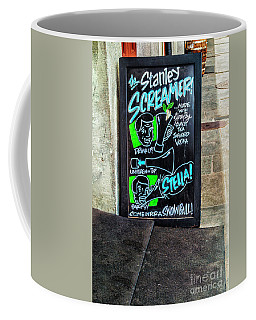 The Stanley Screamer Coffee Mug