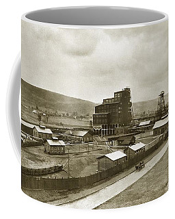 The Stanton Colliery Empire St. The Heights Wilkes Barre Pa Early 1900s Coffee Mug