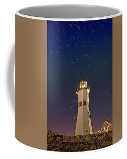 The Star Of Old Scituate Light Coffee Mug