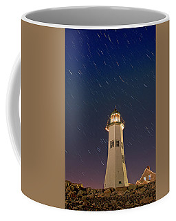 The Star Of Old Scituate Light Coffee Mug