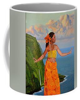 The Star Of The Sea Coffee Mug
