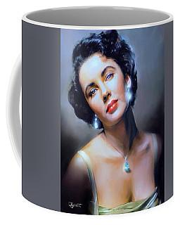 The Starlet Coffee Mug by Dave Luebbert