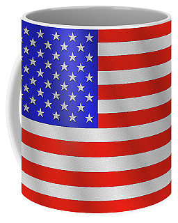 The Stars And Stripes Coffee Mug