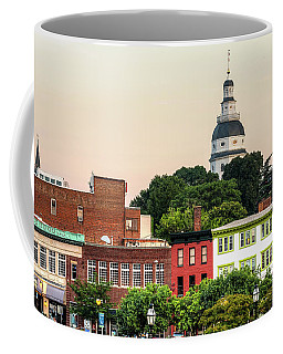 The State Capitol Coffee Mug