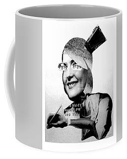 The Stenographer Coffee Mug