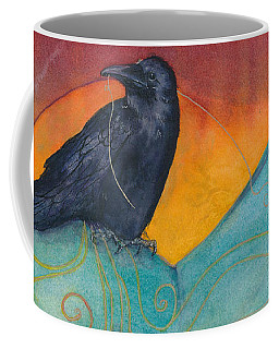 The Still Life With Crow Coffee Mug