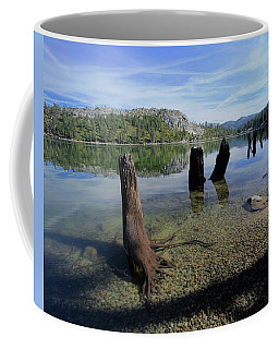 The Stir Of Echoes Coffee Mug by Sean Sarsfield