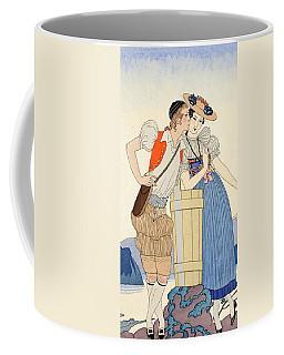 The Stolen Kiss Coffee Mug