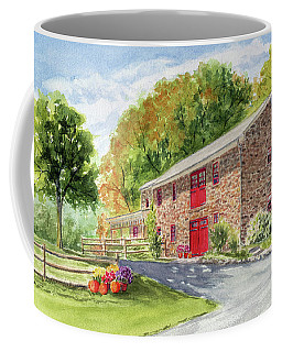 The Stone House Coffee Mug