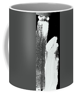Coffee Mug featuring the painting The Stone On The Bridge by VIVA Anderson
