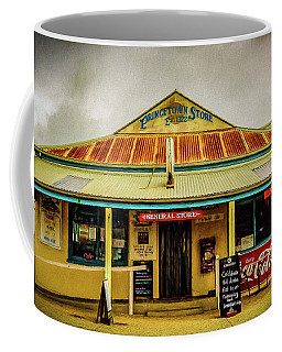 The Store Coffee Mug by Perry Webster