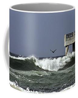 The Storm  Coffee Mug by Debra Forand