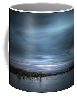 Coffee Mug featuring the photograph The Storm by Mark Andrew Thomas