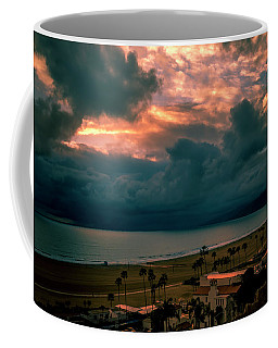 The Storm Moves On Coffee Mug