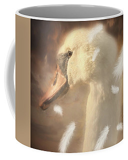 The Storms Rage But I Win Coffee Mug by Rose-Marie Karlsen