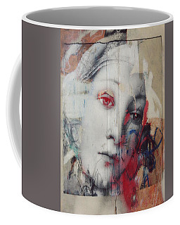 The Story Inyour Eyes  Coffee Mug