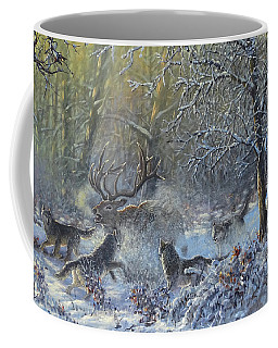 The Story Of The Forest Coffee Mug