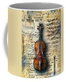 The Stradivarius Coffee Mug