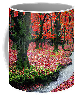 The Stream Of Life Coffee Mug
