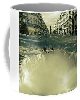 The Street Fall Coffee Mug