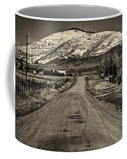 The Street Where Roo Lives Coffee Mug