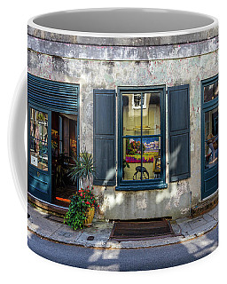 The Streets Of Charleston Coffee Mug
