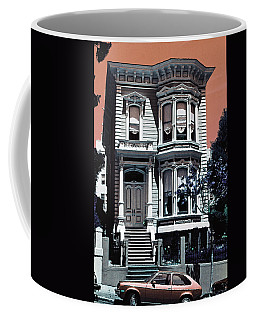 The Streets Of San Francisco Coffee Mug