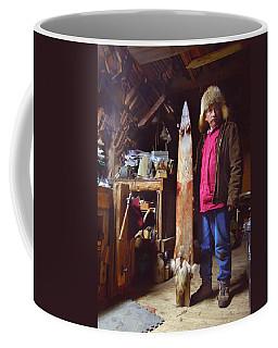 The Stretching Board Coffee Mug