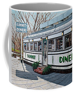 The Summit Diner Coffee Mug