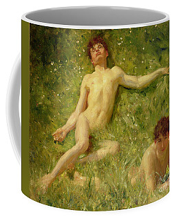 The Sunbathers Coffee Mug