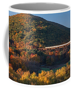 The Sunrise Express Coffee Mug