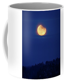 The Super Blood Moon January 2018 Coffee Mug