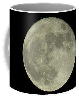 Coffee Mug featuring the photograph The Super Moon 3 by Robert Knight