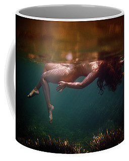 The Superior Mermaid Coffee Mug