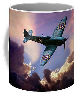 The Supermarine Spitfire Coffee Mug