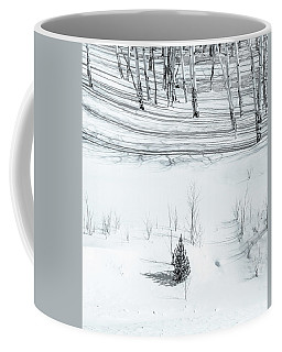 The Supreme Happiness In Life Is The Conviction That We Are Loved.  Coffee Mug